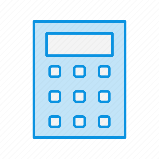 accounting, calculate, calculation icon