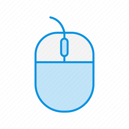 click, mouse, point icon