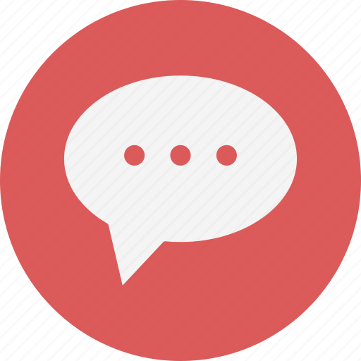 chat, sms, talk icon