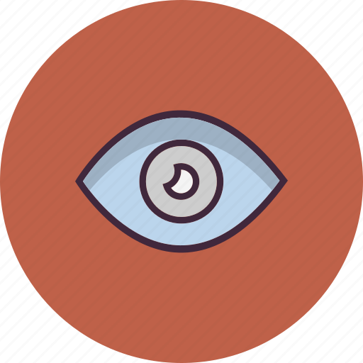 eye, find, view icon