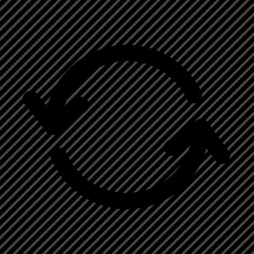 arrow, sync, synchronization icon