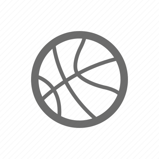 basketball, bold, general, sign, stroke, universal icon