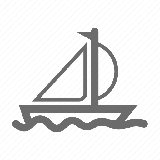 bold, general, sail, sign, stroke, universal icon