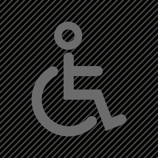 bold, general, health, sign, stroke, universal icon