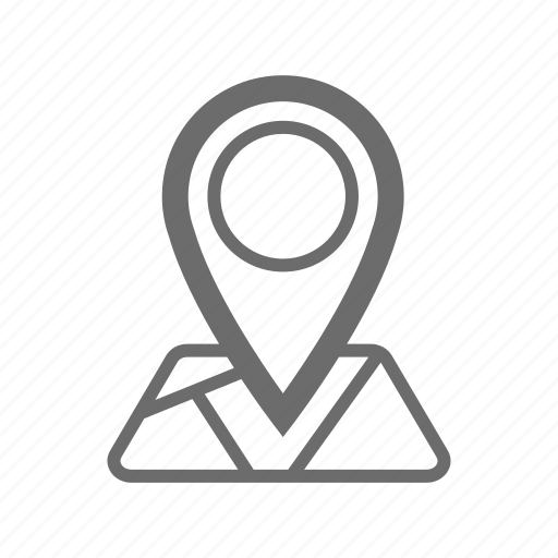 bold, general, sign, stroke, travel, universal icon