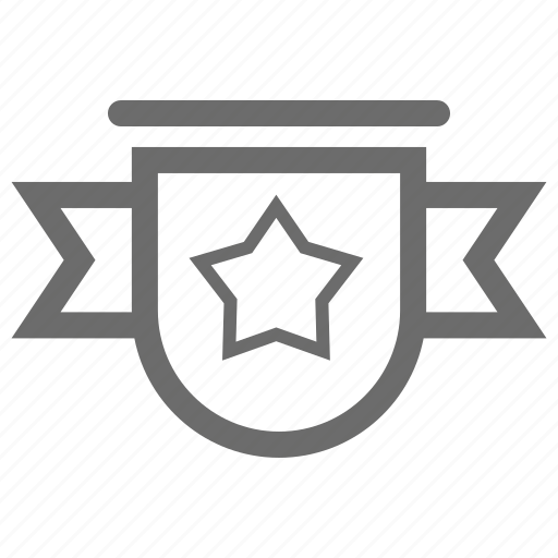 Award, bold, general, sign, stroke, universal icon - Download on Iconfinder