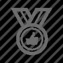 award, bold, general, sign, stroke, universal