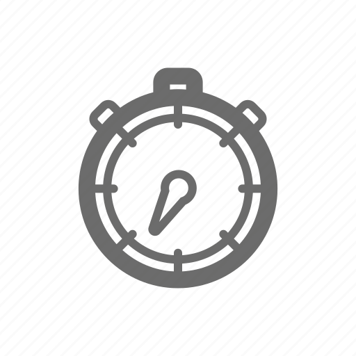bold, general, sign, stroke, universal, watch icon