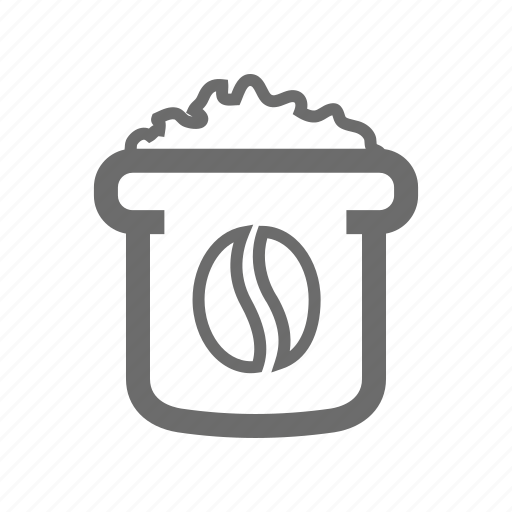 Bold, coffee, general, sign, stroke, universal icon - Download on Iconfinder