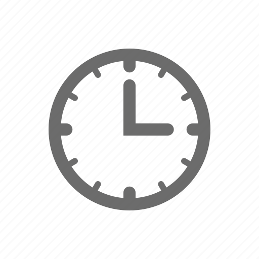 bold, general, sign, stroke, time, universal icon