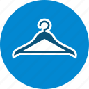 cloths, hange, hanger icon