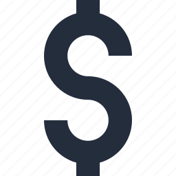 business, currency, dollar, finance, income, money, savings icon
