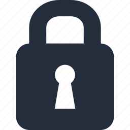 access, lock, padlock, privacy, protection, safe, security icon
