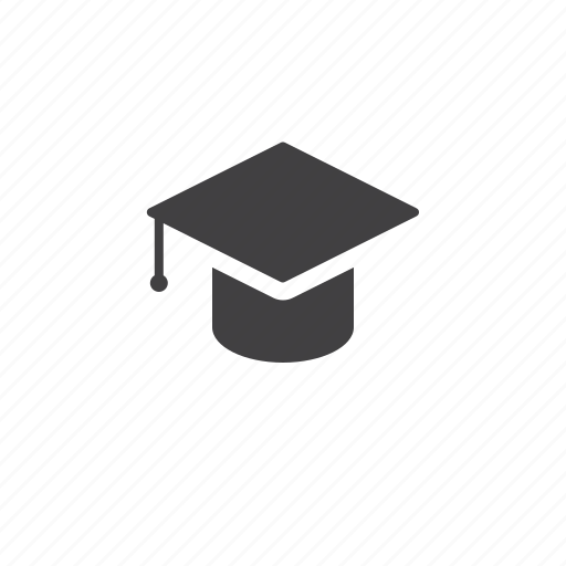 cap, education, graduate, graduation, graduation cap icon