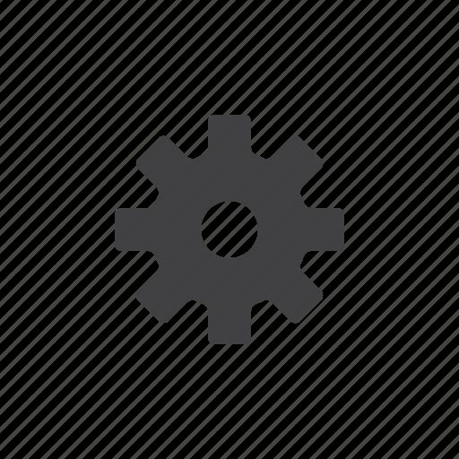 cog, settings, wheel icon