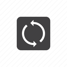reload, sync icon