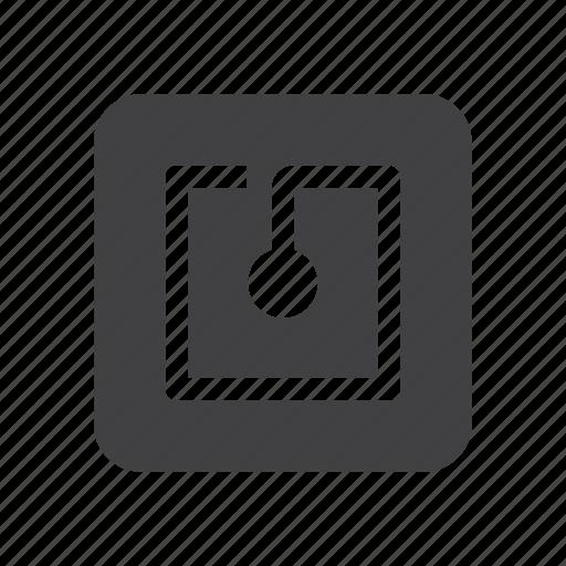 communication, field, near, nfc icon