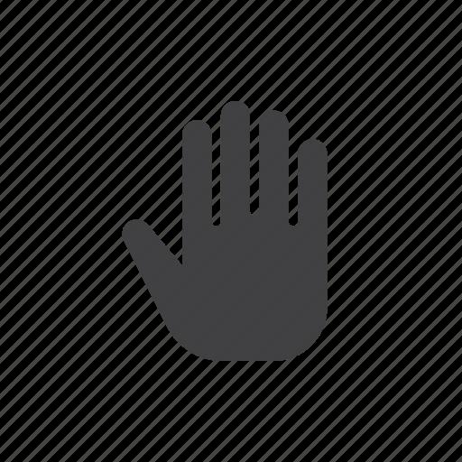 hand, human icon