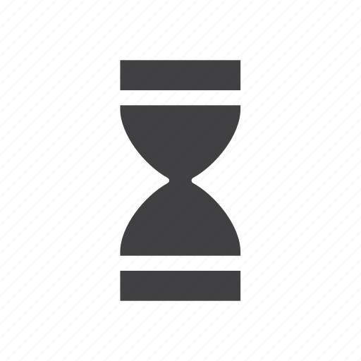 clock, hourglass, time, watch icon
