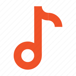 audio, entertainment, media, multimedia, music, notes, song icon