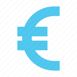 business, currency, euro, finance, income, money, savings icon