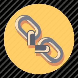 broken, connect, hyperlink, internet, link, web icon