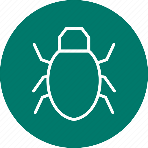 bug, insect, virus icon