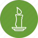 birthday, candle, decoration, fire icon