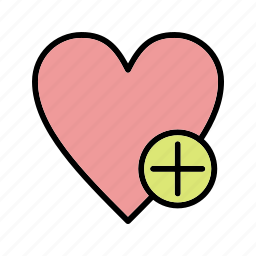 add to favorite, heart icon