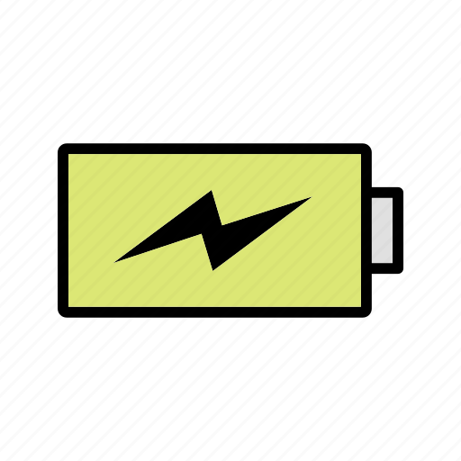 battery, charging, mobile battery icon