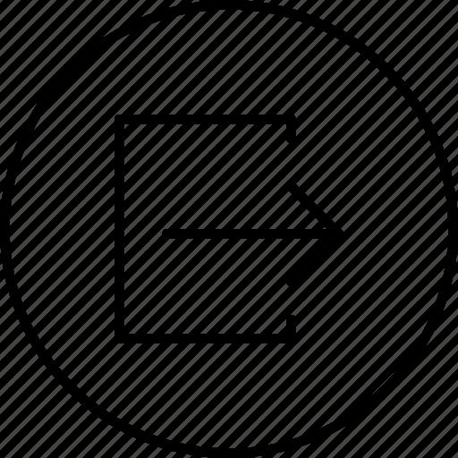distribute, internet, network, share, social, split icon