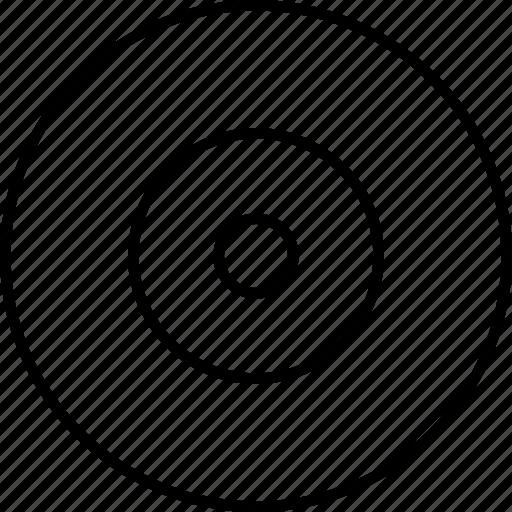 archive, audio, media, record, register, video icon