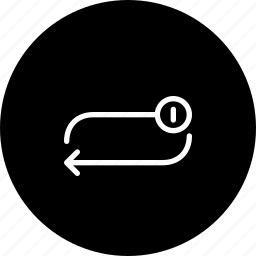again, loop, reload, repeat, replay icon