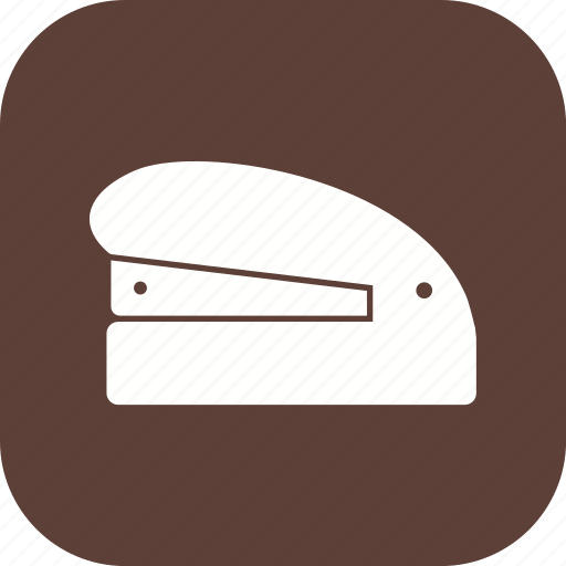 paper, staple, stapler icon