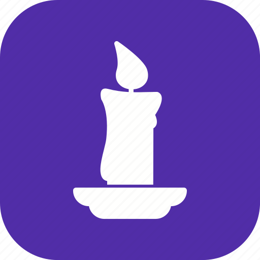 Birthday, candle, decoration icon - Download on Iconfinder