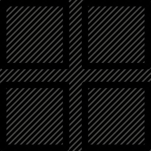 align, arrange, grid, show, sort, view icon