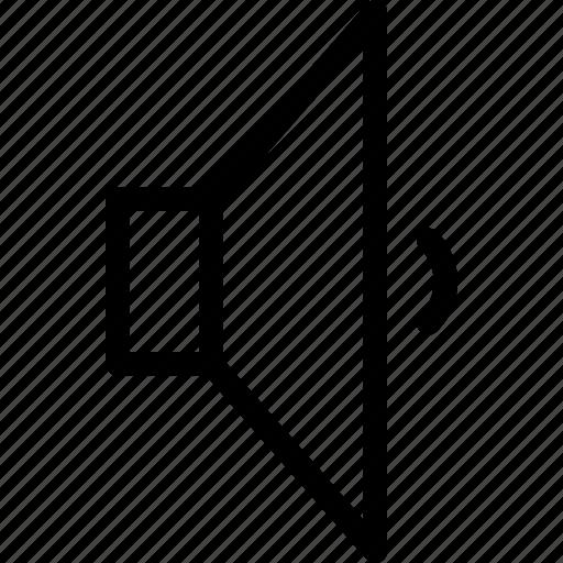audio, level, sound, speaker, voice icon