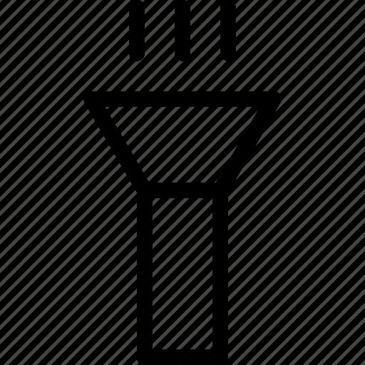 flash, lamp, light, pocket, tourch icon