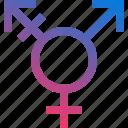 dysphoria, gender, sign, symbol, trans, transgender, transgendered