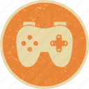 controller, game, game pad, joypad icon