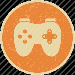 controller, game pad, joypad icon