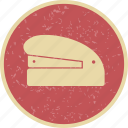 office, paper, staple, stapler icon