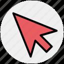 arrow, cursor, mouse, mouse arrow, pointer