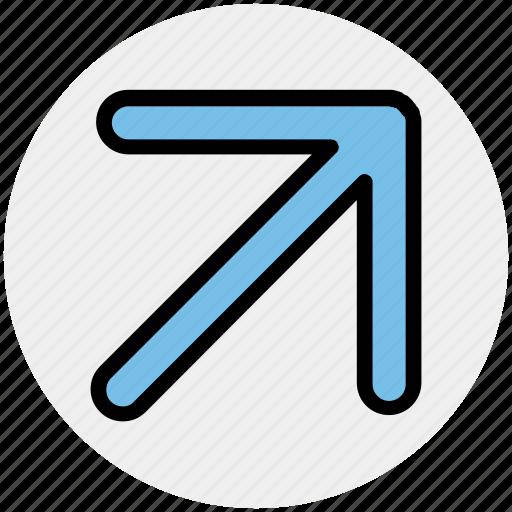 arrow, cursor, mouse, mouse arrow, pointer, up icon