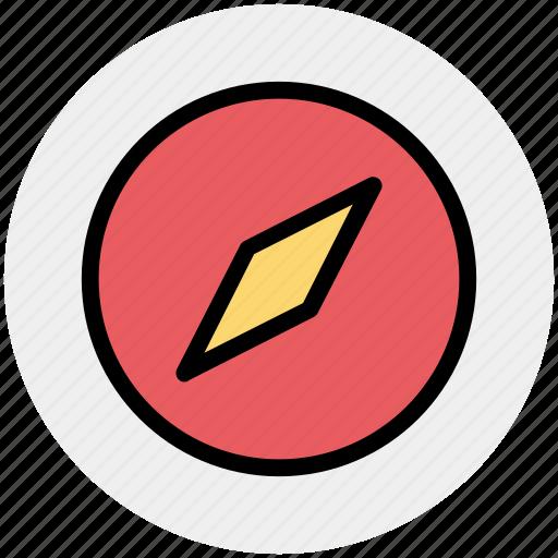 compass, direction, explore, nature, navigate, navigation icon