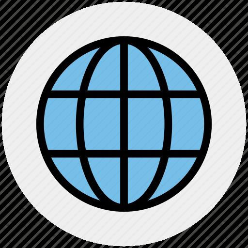 earth, global, globe, world, world globe icon