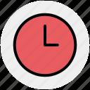 clock, alarm, watch, timer, hours, circle
