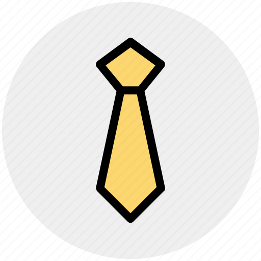 business, clothing, dress tie, fashion, suit, tie icon
