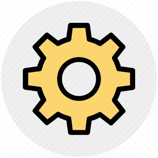 cog, engine, gear, setting, setup icon