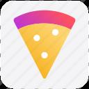food, italian food, pizza, pizza food, pizza slice, slice icon